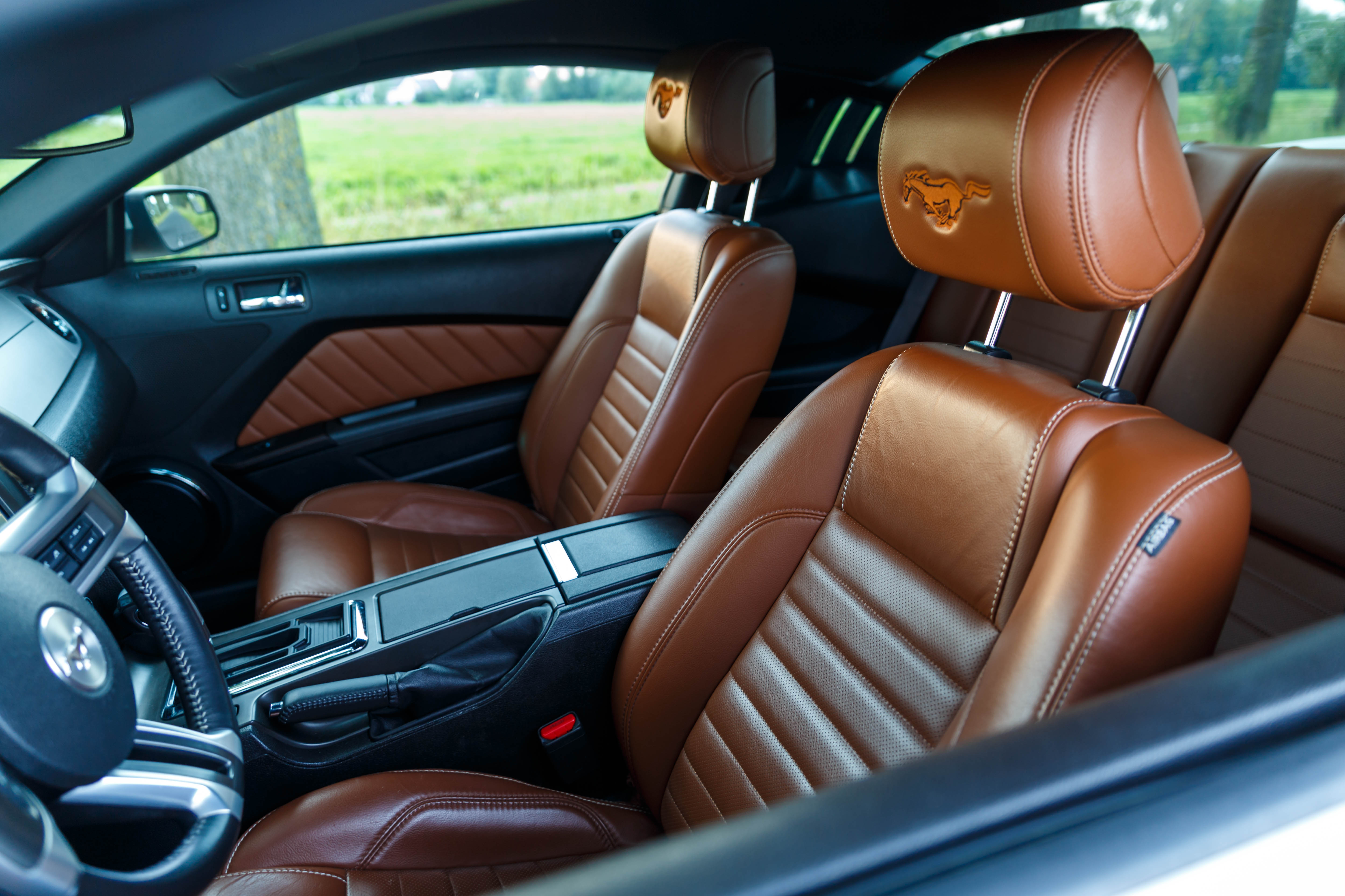 Interieur Ford mustang