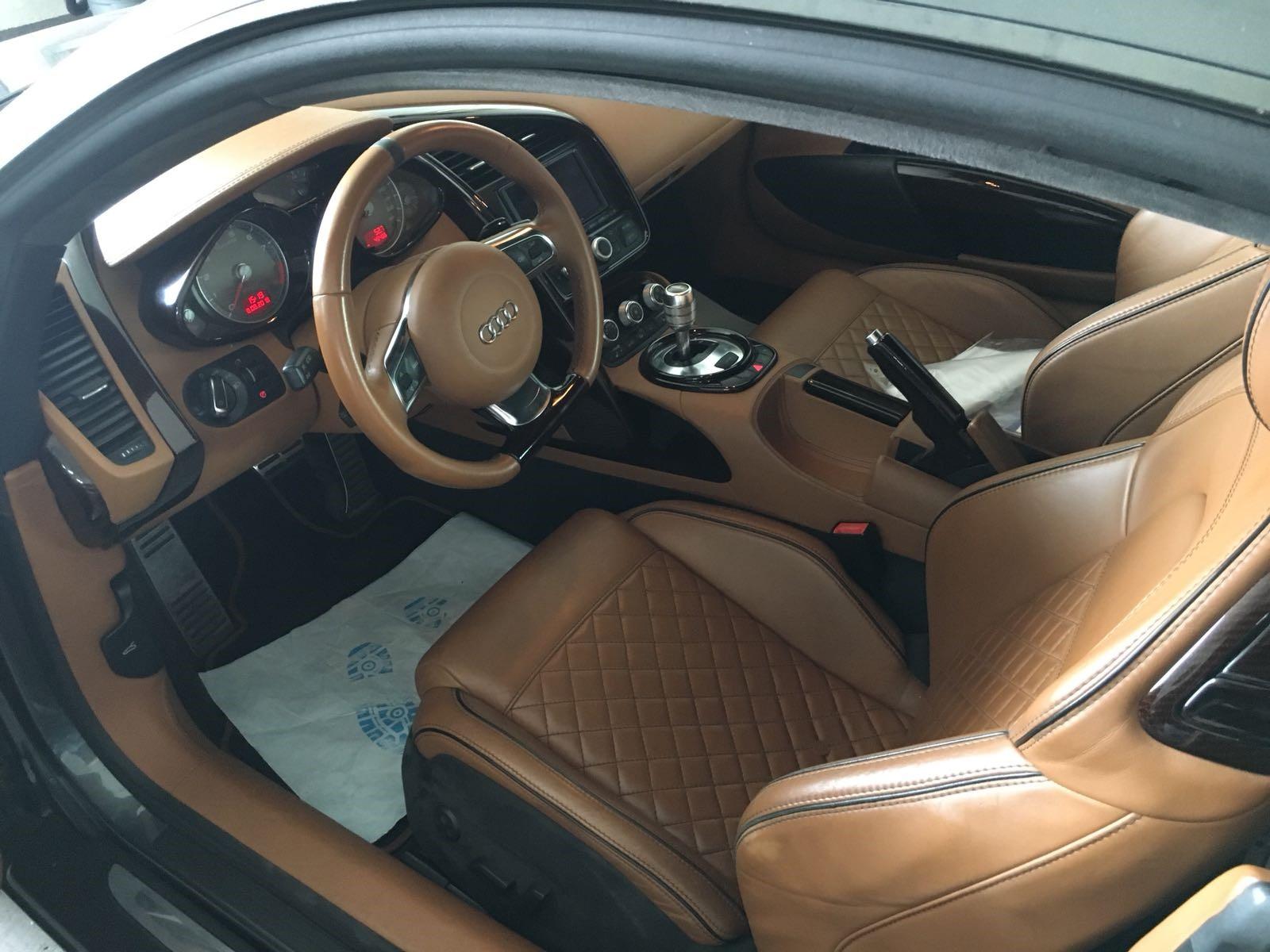 Audi R8 trouwauto